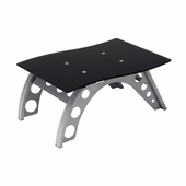 PitStop Furniture Side Table-BLACK