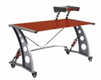 PitStop GT Spoiler Desk - RED