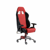 PitStop GT Series Office Chair - RED