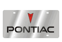 Pontiac Logo with Word