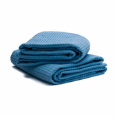 Poorboy's Waffle Weave Drying Towel 2-Pack