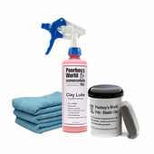 Poorboy's World Clay & Lube Combo <font color=red>For a Limited Time Only!</font>
