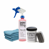 Poorboy�s World Clay & Lube Combo <font color=red>For a Limited Time Only!</font>