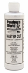 Poorboy's World Master Cut Super Cut Compound