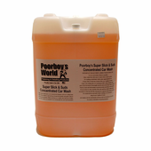 Poorboy�s World Super Slick & Suds Shampoo 5 Gallon Refill