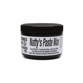 Poorboys Nattys Black Paste Wax 8 oz.