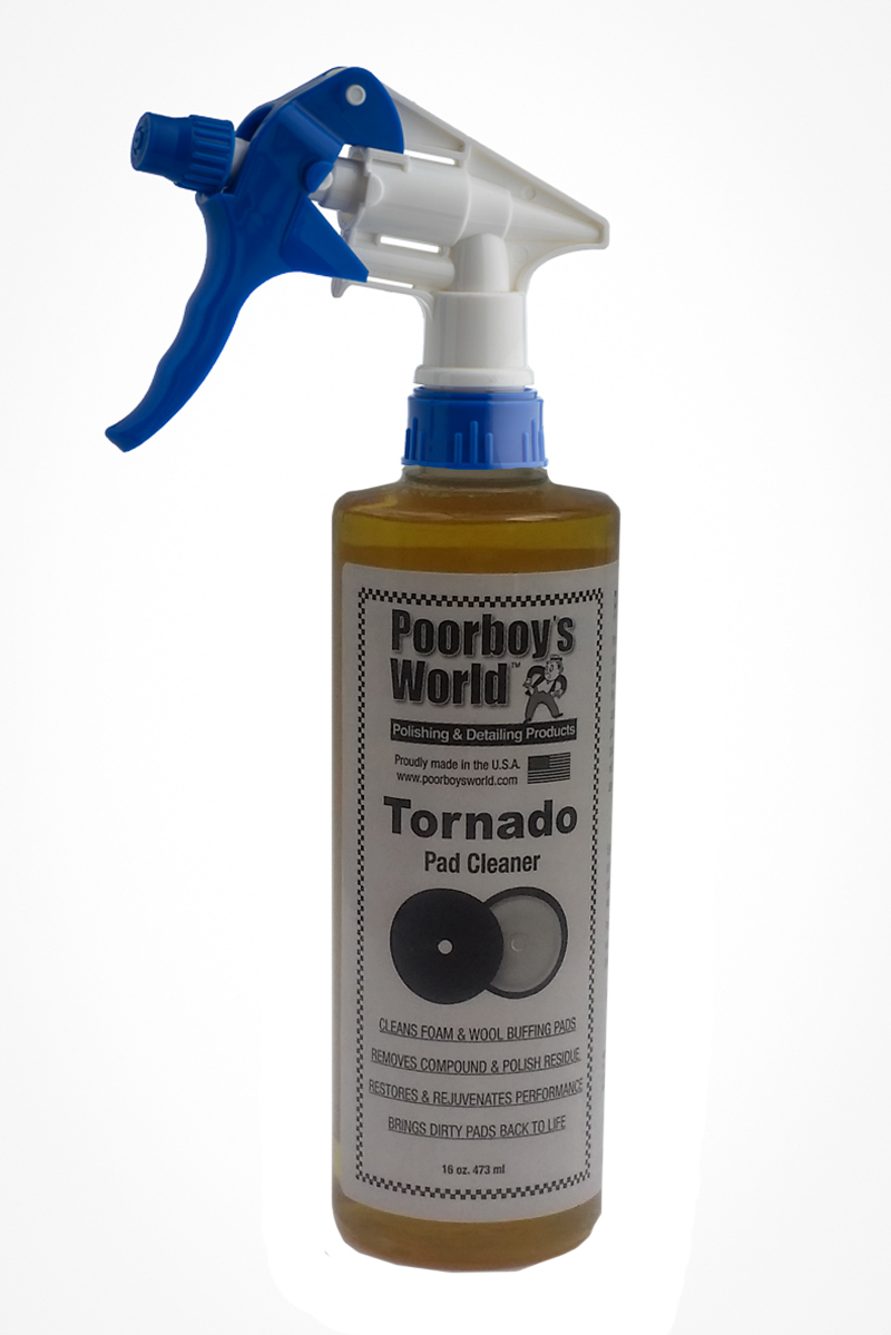 Poorboys World Tornado Pad Cleaner