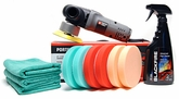 "Porter Cable 7424xp Buff & Shine 5.5 inch Pad Kit <font color=""red"">FREE BONUS</font>"