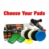 Porter Cable 7424XP & CCS Pad Kit <font color=blue>Choose Your Pads!</font>
