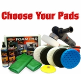 Porter Cable 7424XP & CCS Pad Kit Choose Your Pads!