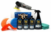 Porter Cable 7424xp Marine 31 Boat Oxidation Removal Kit <font color=red>Free Bonus!</font>