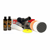 Porter Cable 7424XP Polisher Combo <font color=red><strong>FREE BONUS</font></strong>