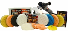 Porter Cable 7424XP � XL Pad Kit  FREE BONUS