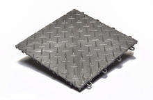 RaceDeck Diamond Floor Tile 12 x 12 inches