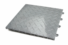 RaceDeck TuffShield Diamond Floor Tiles, 12 x 12 inches