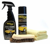 RaggTopp Fabric Convertible Top Cleaner & Protectant Kit