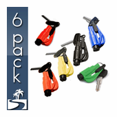 Res-Q-Me Keychain Escape Tool 6 Pack – Your Choice!