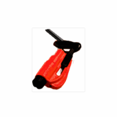 Res-Q-Me Keychain Escape Tool - Red