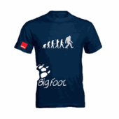 Rupes Big Foot T-Shirt � Blue