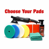 Rupes LHR 21ES 7 Inch Pad Kit � Choose Your Own Pads!