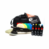 Rupes LHR21 MarkII Big Foot Random Orbital Polisher Deluxe Kit <font color=red><b>FREE SHIPPING</font></b>