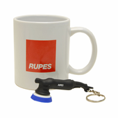 "RUPES Mug and Keychain <font color=""red"">FREE with purchase of $200 in RUPES brands products</font>"