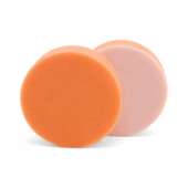 Single 3 x 1.25 Hydro-Tech Tangerine Ultra Polishing Foam Pad
