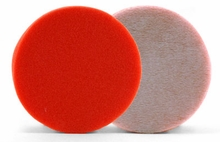 Single 4 x 1.25 inch Hydro-Tech Crimson Finishing Foam Pad