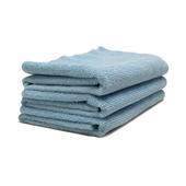 Sky Blue Edgeless Polishing Cloths - 3 Pack