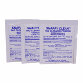 Snappy Clean Pad Cleaning Powder 3 Pack