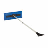 Snow Joe Telescoping Snow Broom