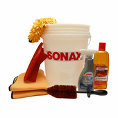 SONAX German Car Wash Kit