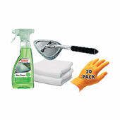 Sonax Glass Cleaner Tool Kit