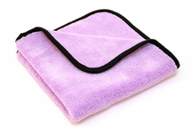 Super Plush Junior Microfiber Towel 16 x 16 inches