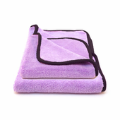 Super Plush Microfiber Towel Pair
