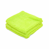 Super Soft Deluxe Microfiber Towels with Rolled Edges, 3 pack<font color=red> Buy One, Get One Free! </font>
