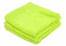 Super Soft Deluxe Microfiber Towels with Rolled Edges