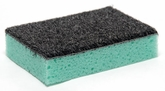 Tuf Shine Scrub-All Sponge 2 Pack