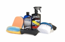 Ultima Tire, Trim & Wheel Wash & Maintain Kit
