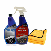 Ultima Wash and Spray Wax Kit