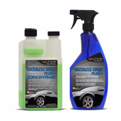 Ultima Waterless Wash Plus+ Concentrate with Mixing Spray Bottle