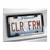 WeatherTech ClearFrame License Plate Frames