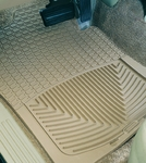 WeatherTech Complete set (1st, 2nd, 3rd Row) Rubber Floor Mats