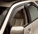 WeatherTech Wind & Rain Deflectors 4pc.
