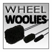 Wheel Woolies Car Detailing Brushes