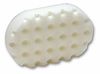 White Polishing CCS Euro Foam Hand Polish Applicator