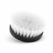White Standard Carpet Brush