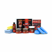 Wolfgang MetallWerk� Aluminum Polishing Kit <font color=red><b>FREE BONUS</font></b>