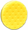 Yellow Cutting CCS Smart Pads™ DA 5.5 inch Foam Pad
