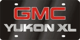 Yukon XL Word/Logo